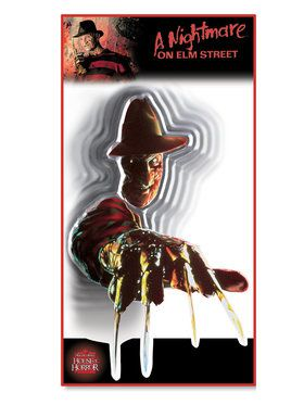 Freddy Krueger Floor Gore Claw