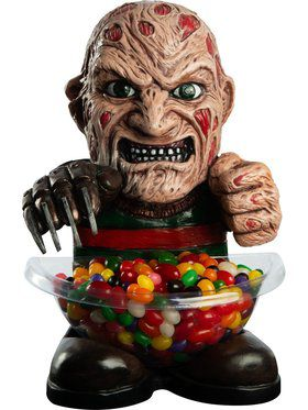 Freddy Krueger Mini Candy Bowl Holder