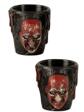 Freddy Krueger Shot Glasses