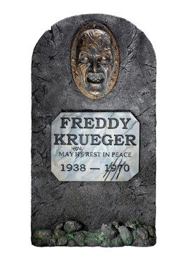 Freddy Tombstone
