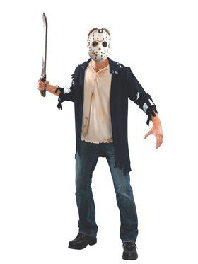 Friday the 13th Adult Jason Adult Costume