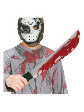 Friday The 13th Jason Voorhees Machete K
