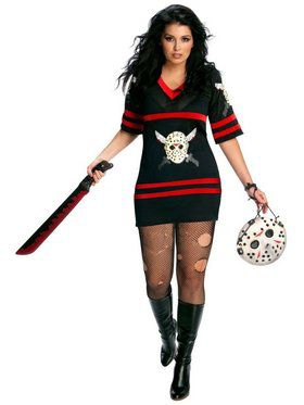 Friday The 13th Miss Jason Voorhees Plus