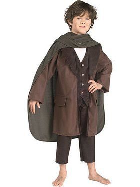 Frodo Child Costume Lord of the Rings Child Costume