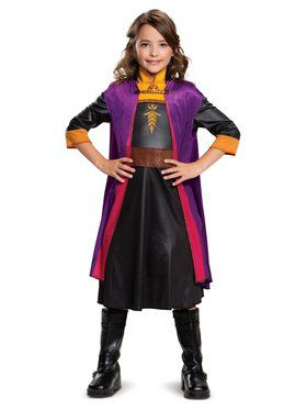 Frozen 2 Princess Anna Classic Toddler Costume