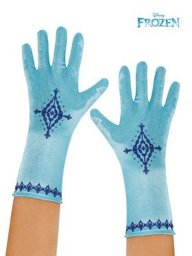 Frozen Girls Anna Gloves