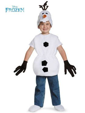 Frozen Olaf Child Kit