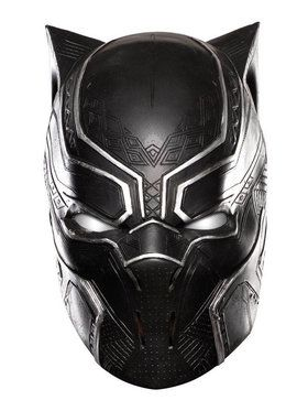 Kids Full Vinyl Black Panther 2018 Halloween Masks