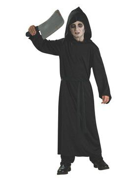 Fuller Cut Kids Horror Robe Child Costume