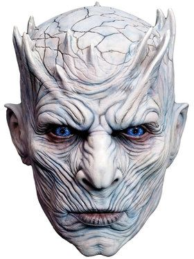 The Night King Adult Game of Thrones 2018 Halloween Masks