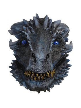Game of Thrones White Walker Dragon 2018 Halloween Masks