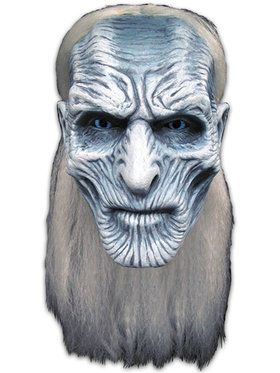 White Walker Game of Thrones 2018 Halloween Masks