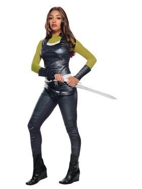 Gamora - Adult Female Costume