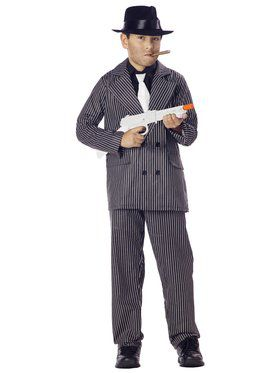Male Gangster Costume Ideas