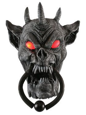 Gargoyle Door Knocker