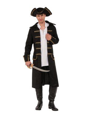 Gentleman Pirate Adult Costume