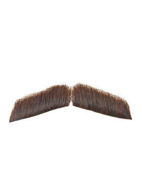 Gentleman's Moustache - Light Brown