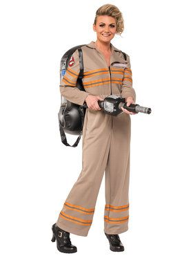 Ghostbusters Movie Female Deluxe Ghostbusters Costume