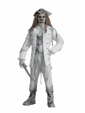 Ghost Captain - Standard Adult Costume