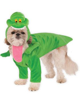 Ghostbuster Slimer Pet Costume