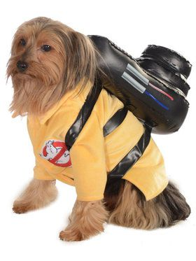 Dog Ghostbusters Costume