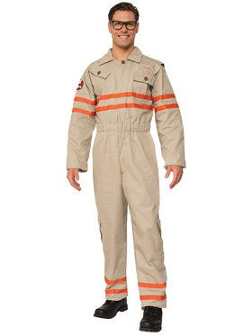 Ghostbusters Movie Grand Heritage Kevin Costume for Adults