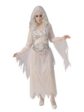 Ghostly Woman Adult Costume