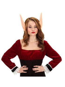 Giant Foam Elf Ears Adult Headband One-Size