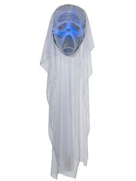 Giant Light Up Face Prop - Ghost