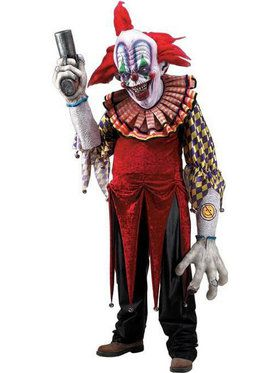 Giggles Creature Reacher Adult Costume