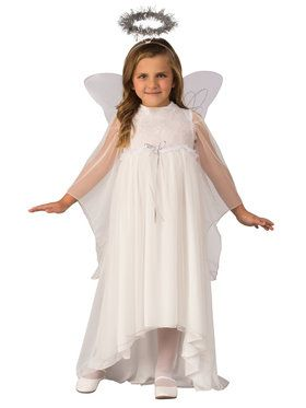 Glamorous Angel Costume Ideas