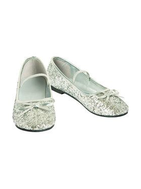 Ballet Silver Shoes