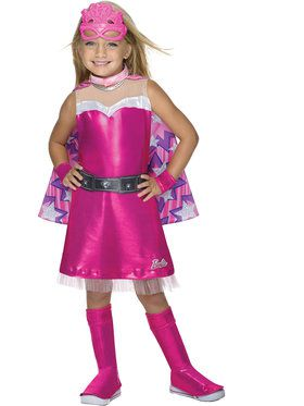 Barbie Girls Deluxe Super Sparkle Costum