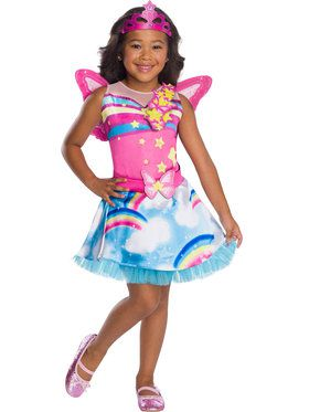 Barbie Fairy Costume for Girls