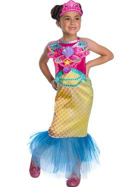 Barbie Mermaid Costume for Girls