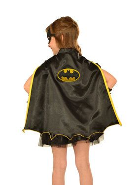 Batgirl Cape Accessory