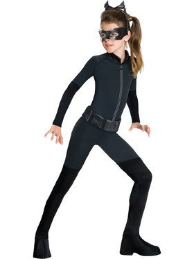 Catwoman Children's Costume