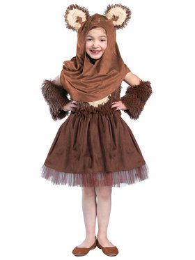 Girl's Star Wars Wicket Dress
