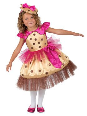 Cookie Cutie Girls Costume