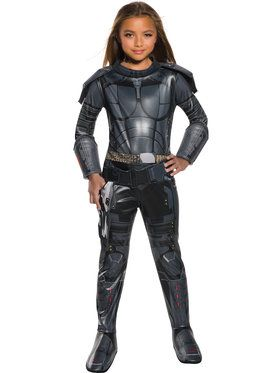 Girls Deluxe Laureline Costume