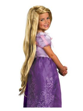 Tangled - Rapunzel Wig (Child)