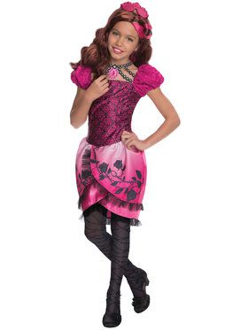 Ever After High Girls Dlx Briar Beauty C