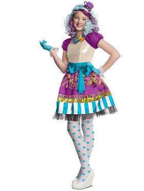 Madeline Hatter Costume Ideas