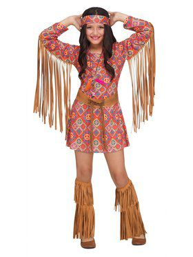 Free Spirit Girls Costume