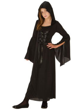 Gothic Enchantress Costume for Girls
