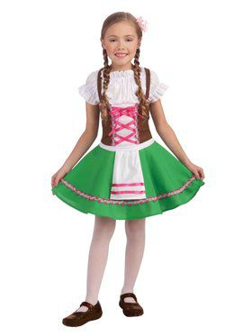 Girls Gretel Costume