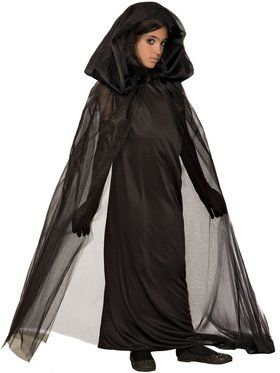 Girls Haunted Costume