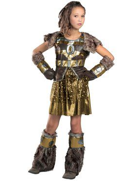 Girls Hildegard Child Costume