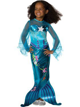Magical Mermaid Costume