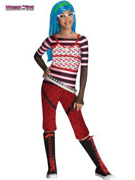 Monster High Ghoulia Yelps Kids Costume